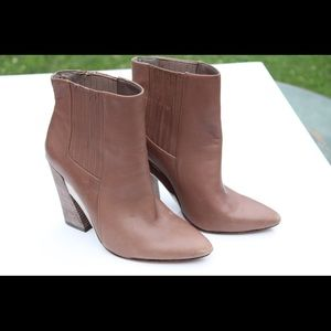 BCBGMaxazria ankle boots